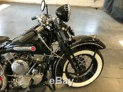 1948 Harley-Davidson Touring