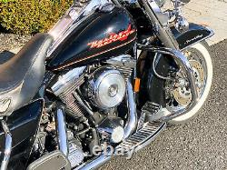 1996 Harley-Davidson Touring Road King FLHR/I 26,981 Original Miles! With Extras