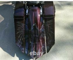 2009-2013 Harley Davidson Complete custom bagger kit package touring