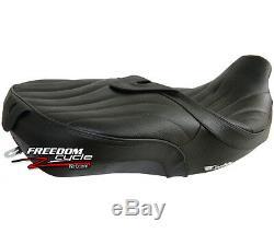 2009-2019 Harley Davidson Tour Glide Road Glide Corbin Dual Tour Seat Flh New