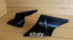4side Covers For Harley Davidson Extended Saddlebags Touring 1996-2008