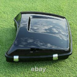 5-1/2 ABS Razor Pack Trunk Fit For Harley Davidson Tour Pak Touring 2014-2020