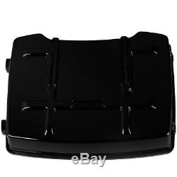 5.5 Razor Tour Pak Pack Luggage Trunk with Latch For Harley Davidson Touring 97-13