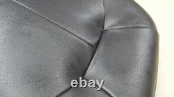97-07 Harley Touring Electra Street Ultra Glide King seat cover with HD logo