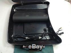 97-19 Harley Hogworkz Touring Razor Luggage Tour Pak Pack Slim Thin MSRP $749