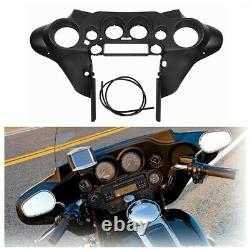 ABS Batwing Inner & Outer Fairing For Harley Touring Street Electra Glide 96-13