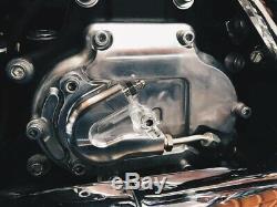 AIM LF002-001 Black GEN2 Light Force Clutch Slave Cylinder 17-19 Harley Touring