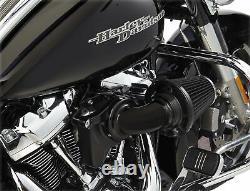 Arlen Ness Black Monster Sucker Air Cleaner witho Cover Harley 08-16 Touring TBW