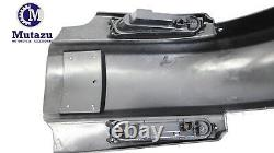 CVO 2 in 1 Stretched Extended Rear Fender with LED Lights for 09-18 Harley Touring