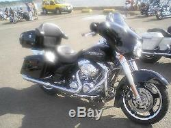 Complete Harley Tour pak Trunk Touring models Road King Electra glide with Lights