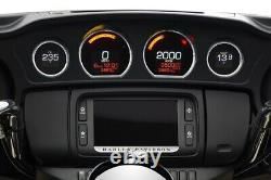 Dakota Digital MLX LED Replacement Upgrade Gauges 14-2020 Harley Touring Bagger