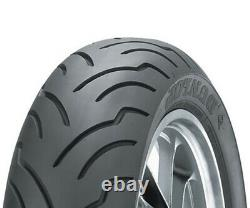 Dunlop American Elite 180 180/65B16 Blackwall Rear Tire Harley Touring Dresser
