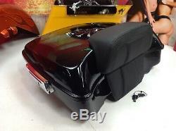 Genuine Harley 90-20 Touring Chopped Luggage Tour Pak Pack Slim Thin OEM