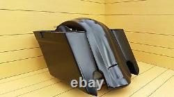 Harley Davidson 6saddlebags And Rear Fender For Touring Models 1995-2013
