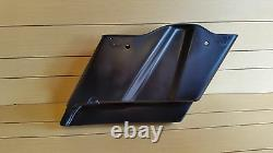 Harley Davidson Extended Stretched Saddlebags And Rear Fender Touring 96-2013