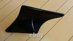 Harley Davidson Side Covers For Stretched Saddlebags Touring 1996-2013