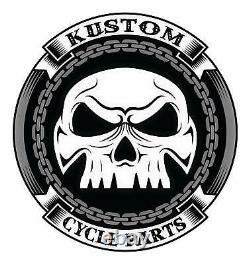 Harley Davidson Touring Universal Garage Door Opener. Black Button. Plug & Play