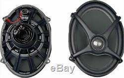 J&M ROKKER XXR Replacement 5x7 Saddlebag Lid Speakers 2006-2020 Harley Touring
