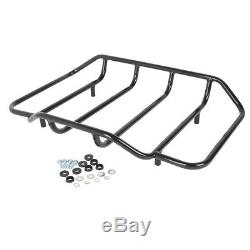 King Pack Trunk Mounting Kit Fit For Harley Tour Pak Touring Electra Glide 14-19