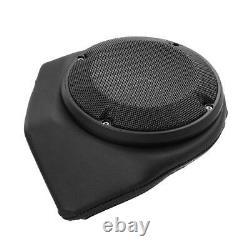 King Rear 6.5 Speaker Pods For Harley Touring Tour Pak Electra Road Glide 14-20