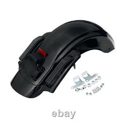 LED Rear Fender System Fit For Harley Touring Road King Glide 14-Up CVO Style