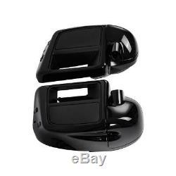 Lower Vented Fairing 6.5 Speaker Box Pod For Harley Touring Street Glide 14-20