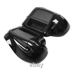 Lower Vented Fairing For Harley Touring Road King Electra Street Glide 2014-2020