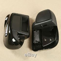 Lower Vented Fairing Glove Box For Harley Touring Road Street Glide 2014-2020 19