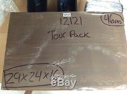 OEM Genuine Harley 105th Anniversary Tour Pack Pak Rack Tail Light Speakers
