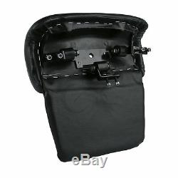 Painted Razor Pack Trunk withPad For Harley Tour Pak Street Electra Glide 97-13 12