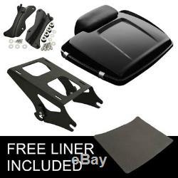 Razor Backrest Mount Rack Docking Hardware Kit For Harley Touring Tour Pak 14-19