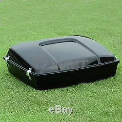 Razor Tour Pak Luggage Trunk With Latches For Harley Davidson Touring 1997-2013