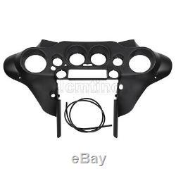 Speedometer Cover Front Inner Fairing For Harley Touring FLHT FLHX Electra Glide
