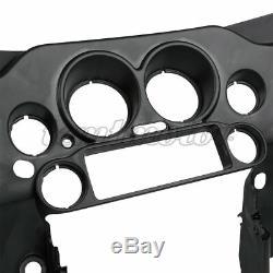 Speedometer Cover Inner Fairing Fit For Harley Touring Electra Glide FLHT FLHTC