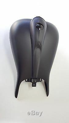 Touring 6 Gallon Tank Shroud & Dash #1 Stretched Extended Harley Flh