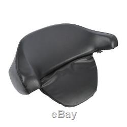 Trunk Wrap Around Backrest Fit For Harley Tour Pak Touring Electra Glide 97-13