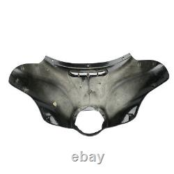 Vivid Black Front Batwing Outer Fairing For Harley Davidson Touring 2014-2020 US