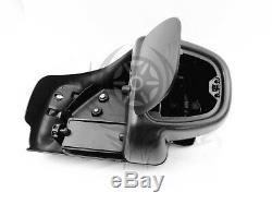 Vivid Black Lower Vented Leg Fairing For Harley Davidson Touring Model 14-20 19